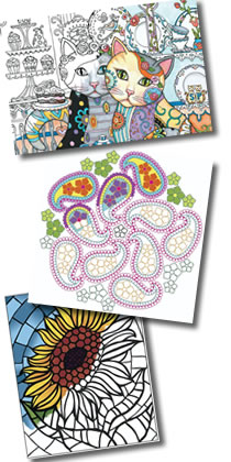 FREE Coloring Newsletter Pages Tips Contests And More