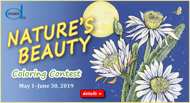 Nature's Beauty Coloring Contest