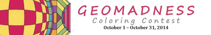 Geomadness Coloring Contest