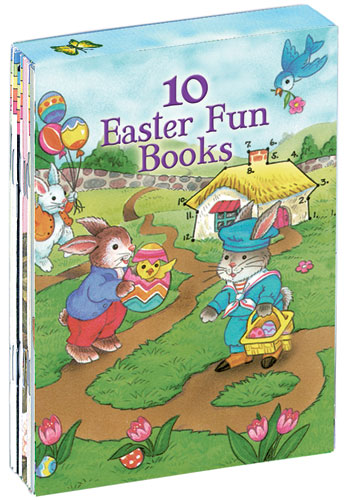 Easter books fun for kids from Dover