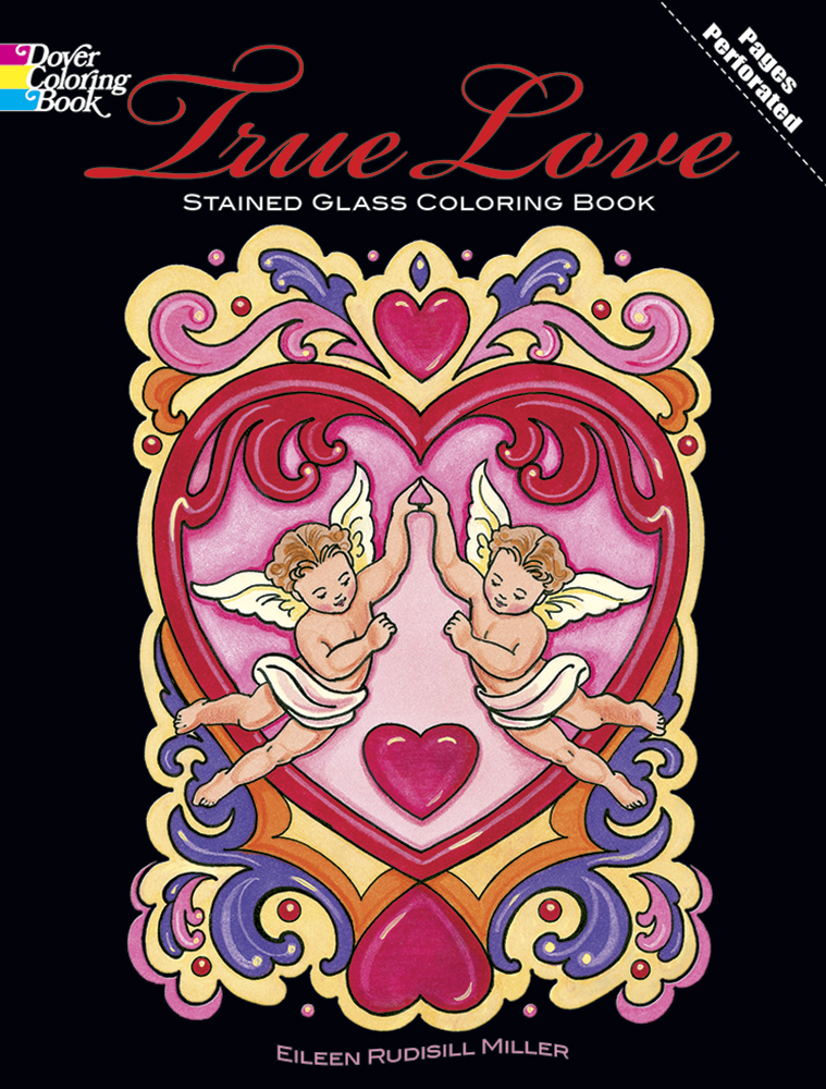 True Love designs coloring book