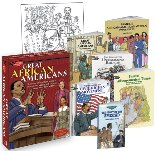 Great African Americans Educational Discovery Kit