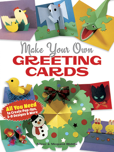 Make Your own greeting cards book of projects
