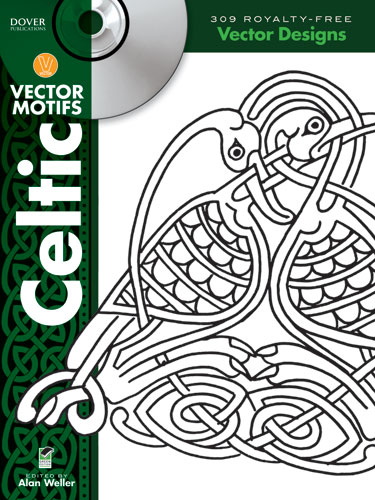 Celtic designs vector art - make your own graphics and coloring pages