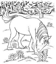 colar mix coloring pages - photo#42