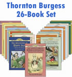 Thornton Burgess 26-Book Set