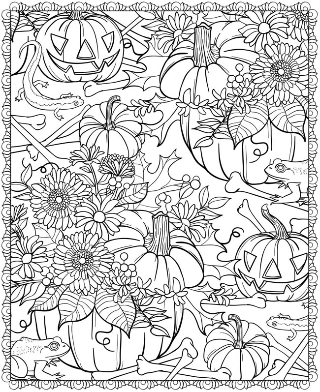 colorama coloring pages colored - photo#22