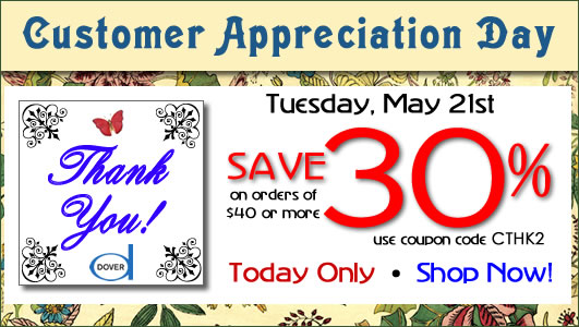 Customer Appreciation Day - Save 30%