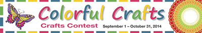 Colorful Crafts Contest