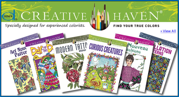 Creative Haven Coloring Books for Adults
