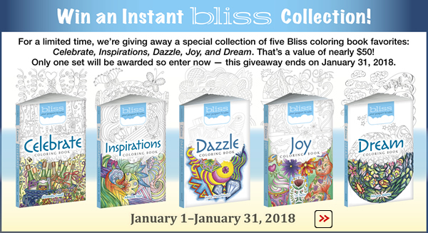Bliss Giveaway