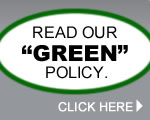 "Read Our ""Green"" Policy"