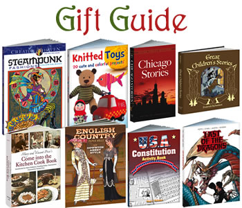 DOVER BOOKS FOR THE HOLIDAYS!
