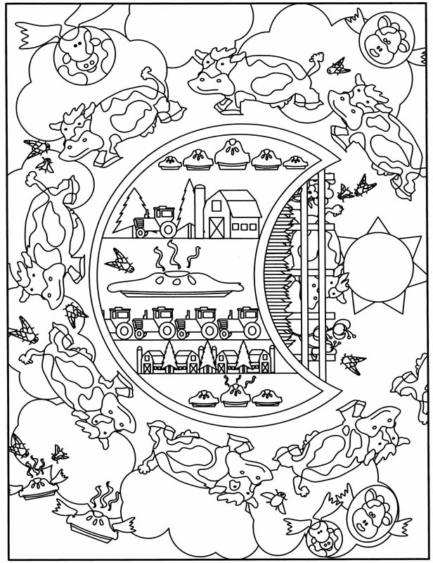 dover publications free coloring pages - photo#35