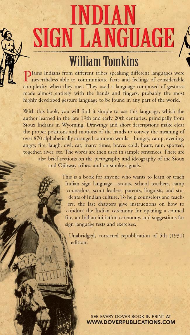 Indian Sign Language Book