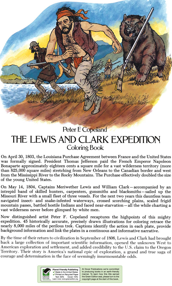 Free Lewis and Clark Worksheets and Coloring Pages | 1082x650