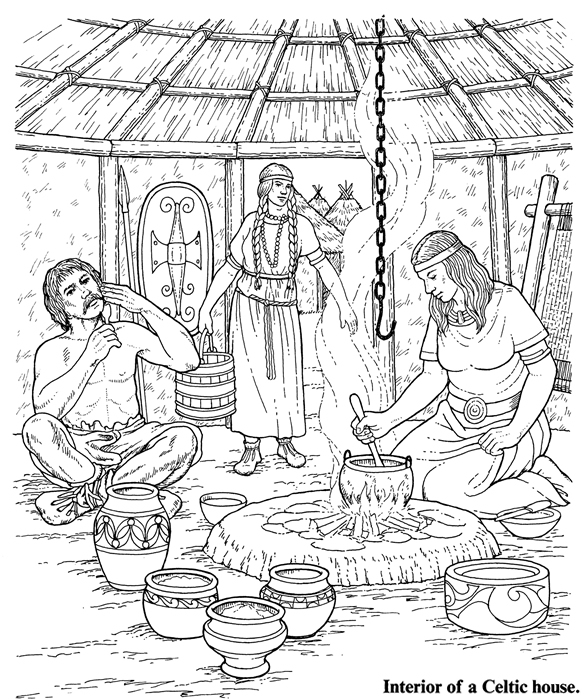 historic coloring pages - photo#7