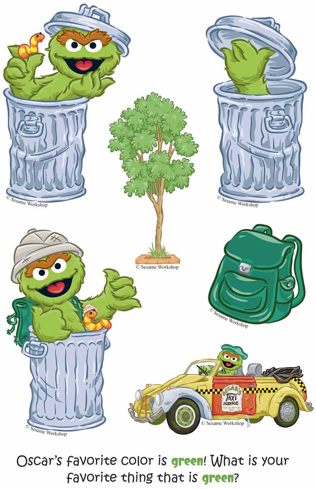 Rosalind Chao likewise Grover From Sesame Street additionally Oscar Fish Coloring Pages in addition Billy Bob the Lemur additionally Sesame Street Round Coin Bank. on oscar sesame street s