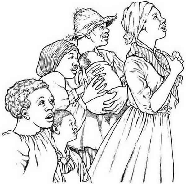 Underground railroad quilt coloring pages coloring pages for Underground railroad coloring pages