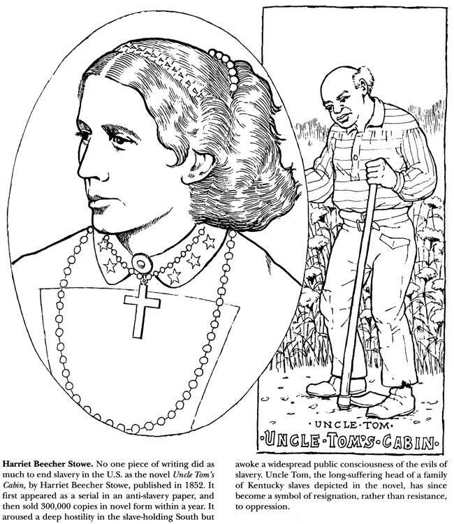 Welcome To Dover Publications Underground Railroad Coloring Pages