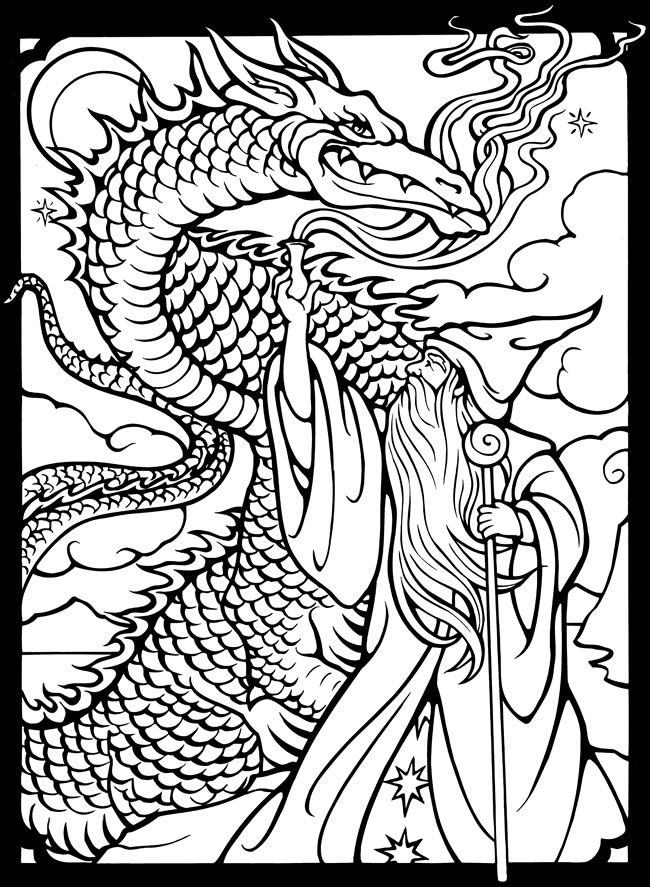 free dover coloring pages - photo#33