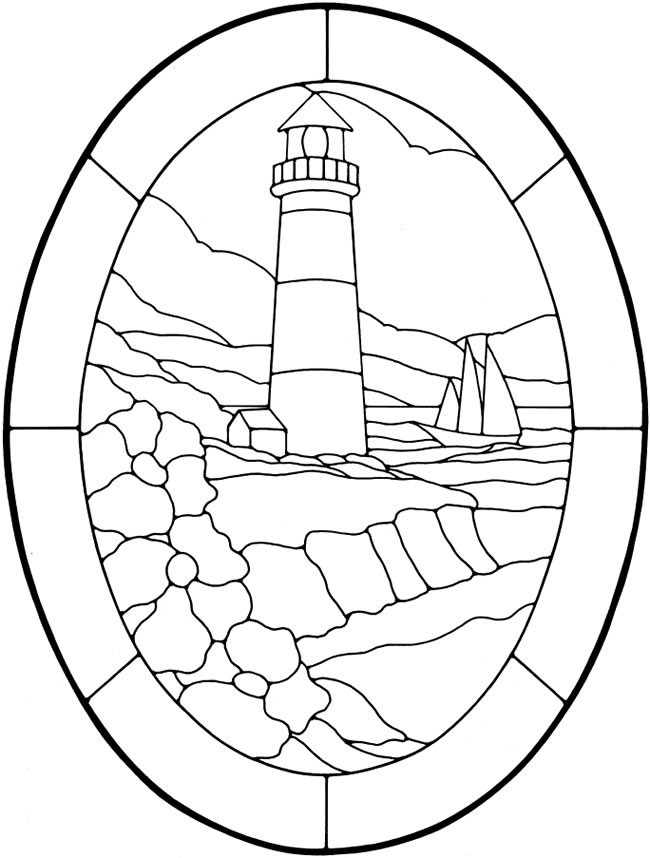 Nautical Coloring Pages For Adults : Welcome to dover publications