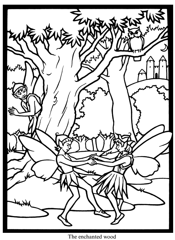 midummer nights dream coloring pages - photo#5