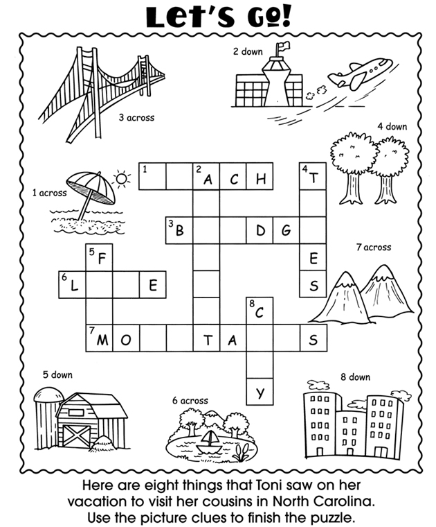 Where Can I Find Fun Printable Activity Books For Kids