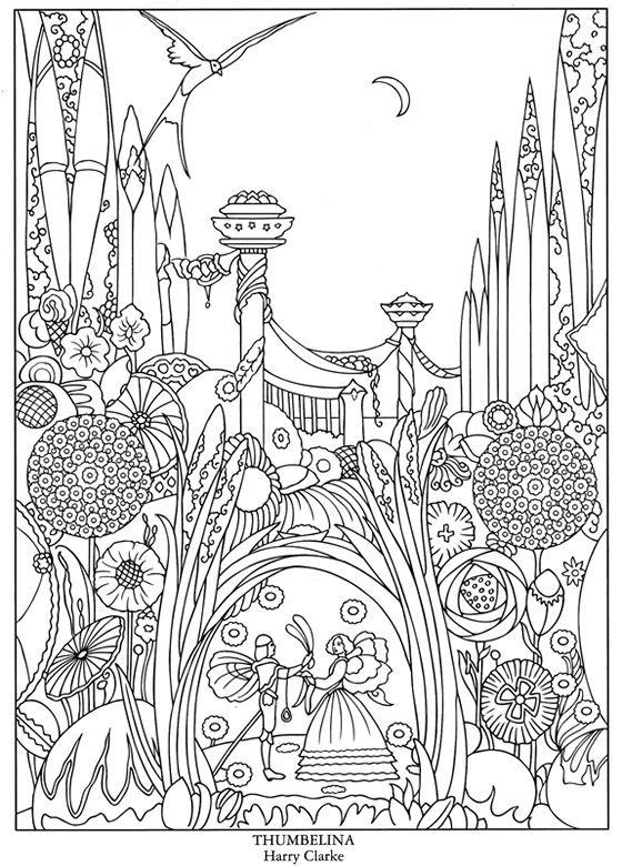 dover publications free coloring pages - photo#17