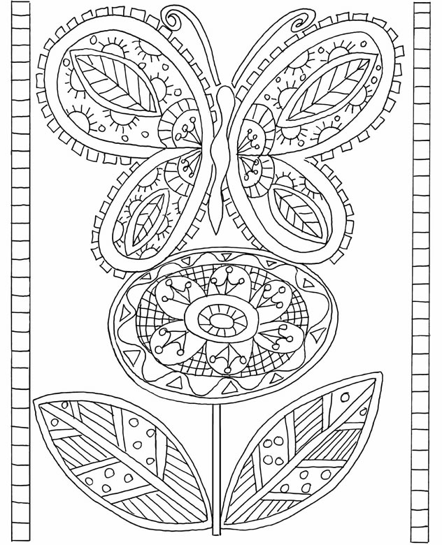 free dover coloring pages - photo#4