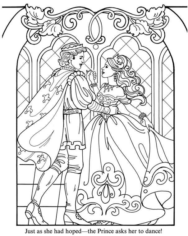 renaissance stained glass coloring pages - photo#19