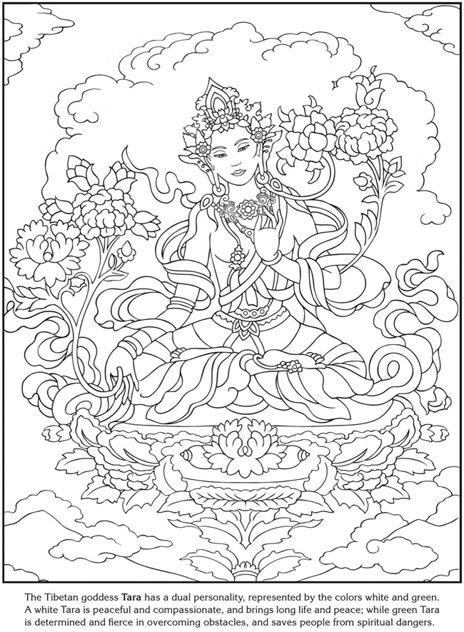 dover publications free coloring pages - the dover sampler welcome to dover publications party