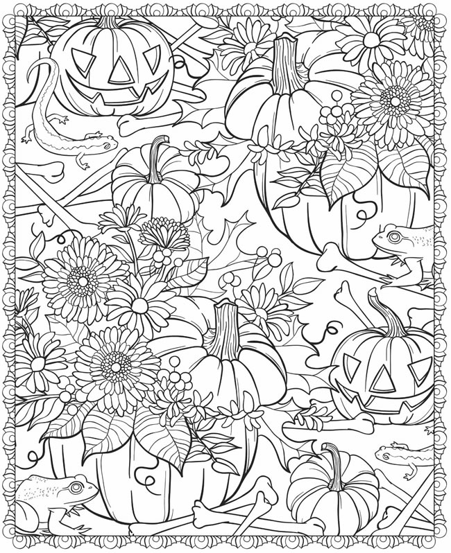 dover publications coloring contest pages - photo#1