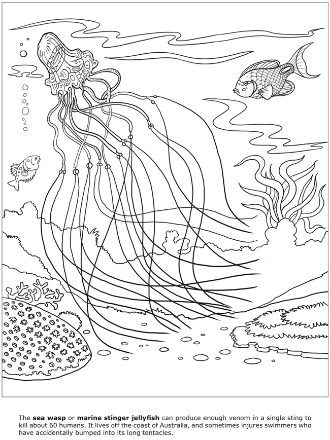 Coloring Pages Of Dangerous Animals : Free coloring pages of dangerous animals