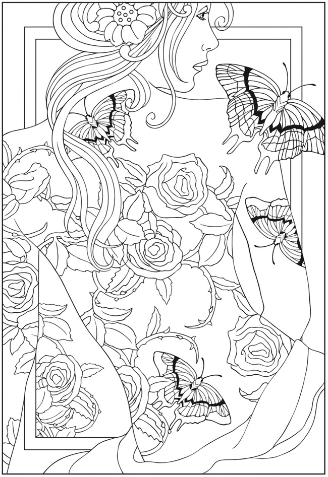 dover publications free coloring pages - photo#22