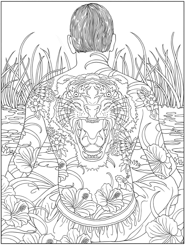 dover publications free coloring pages - photo#23