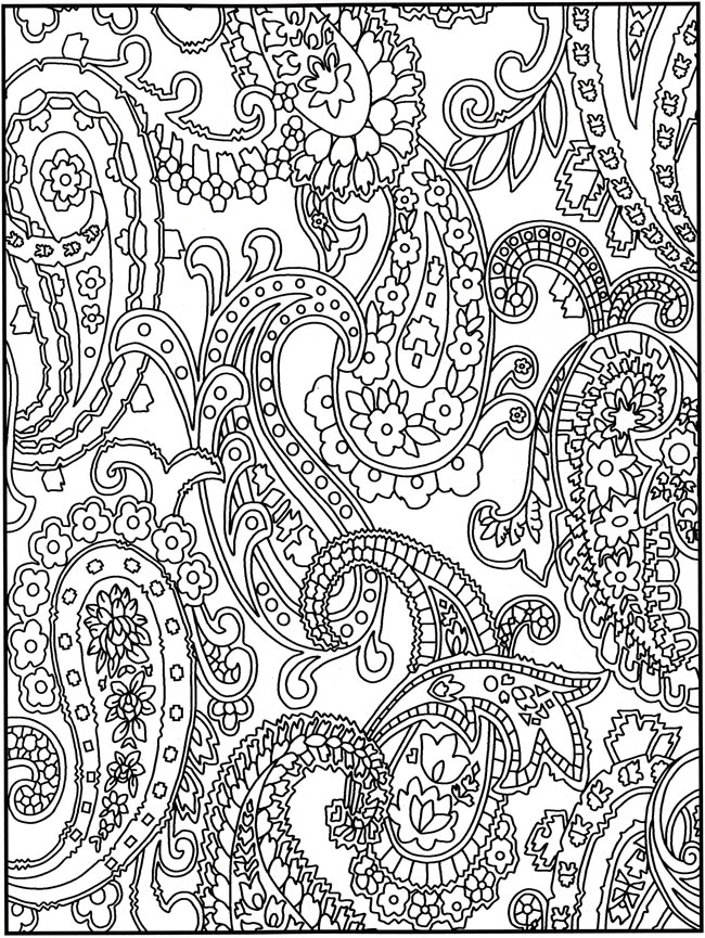 crazy coloring pages for adults - photo#12