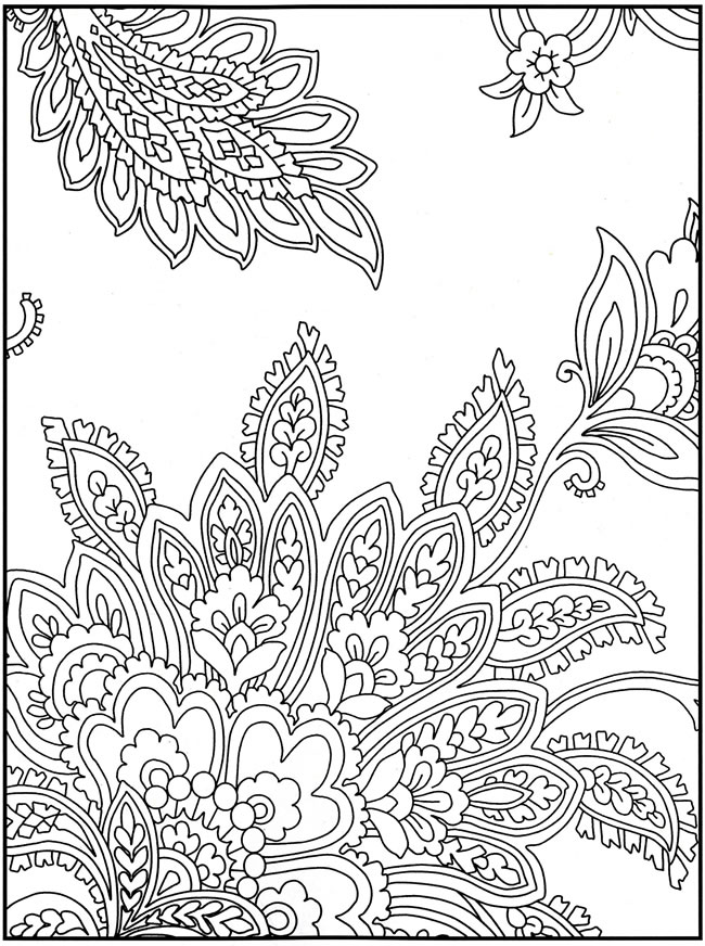 crazy coloring pages for adults - photo#7