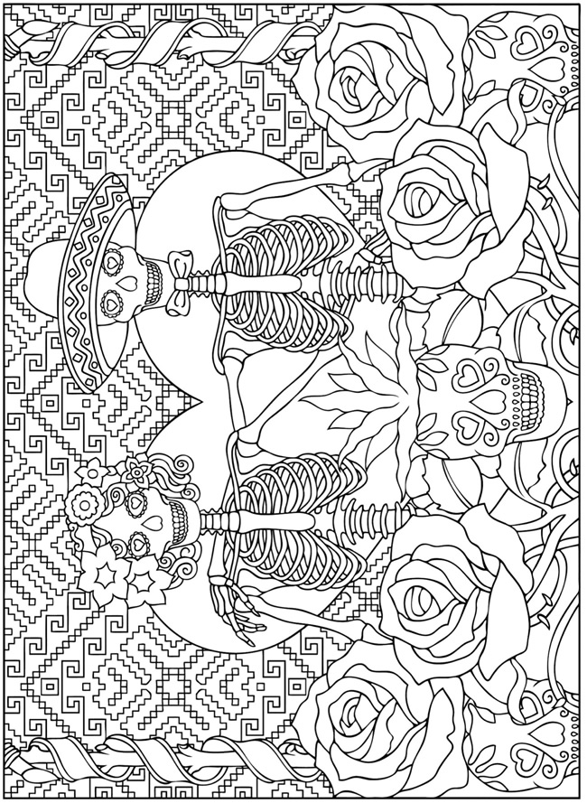 dover publications free coloring pages - photo#9