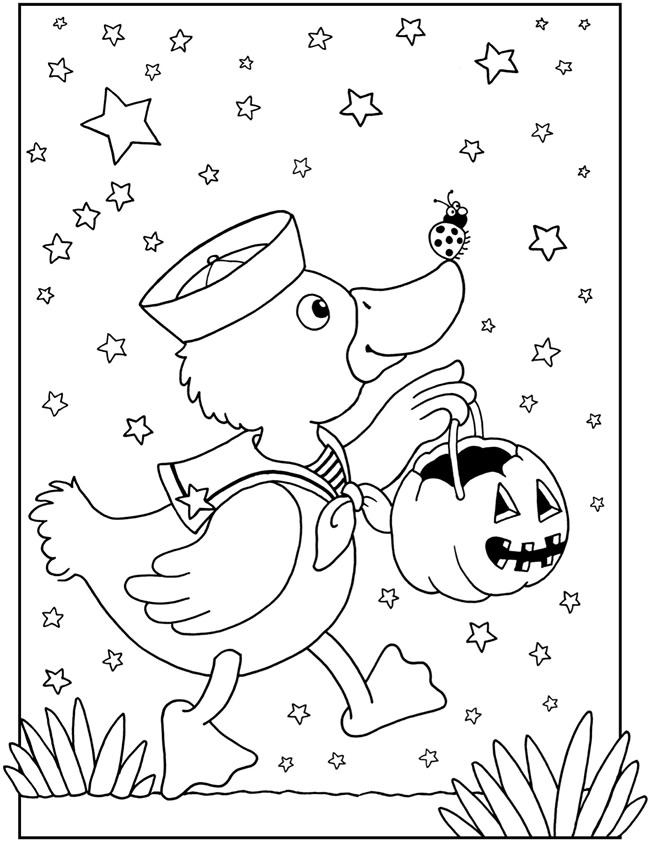 Coloriage Cp Octobre.Coloriages D Halloween L Ecole De Crevette