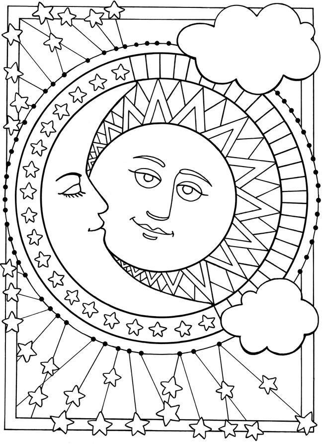 dover publications free coloring pages - photo#34