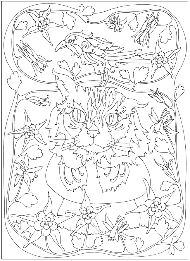 Cuba Coloring Pages Adult