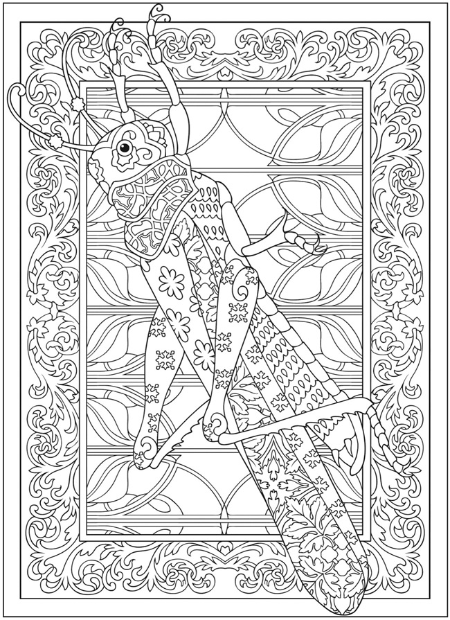 j coloring pages for adults - photo #28