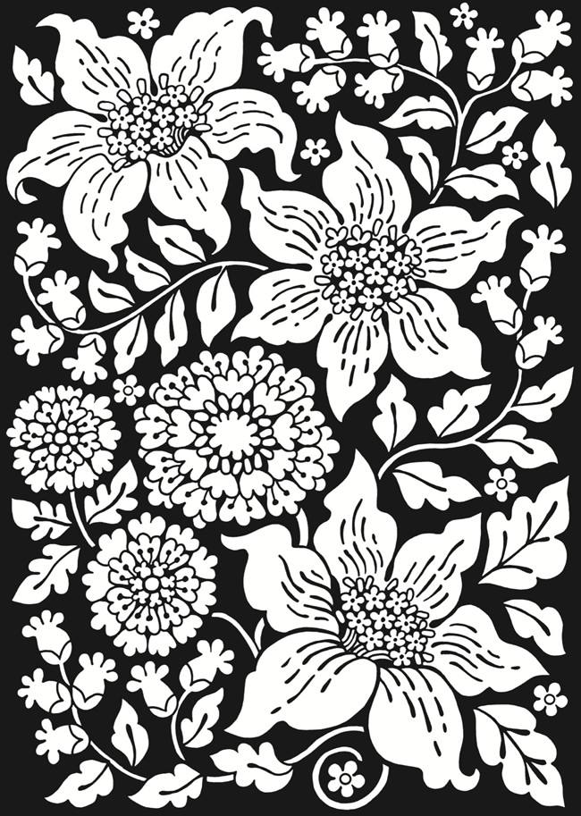 Adult Colouring Book On Pinterest