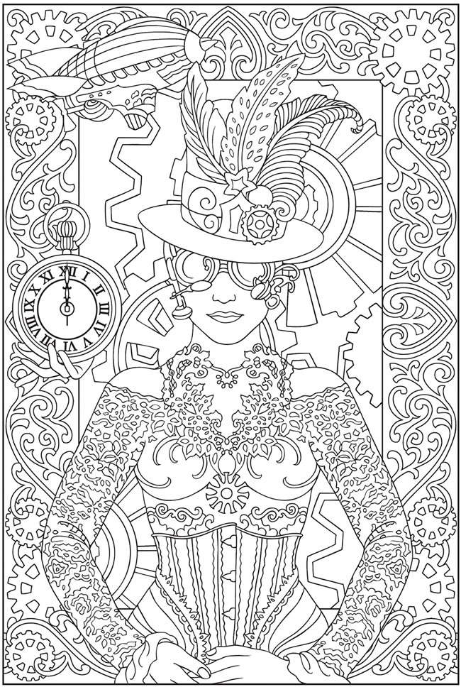free dover coloring pages - photo#25