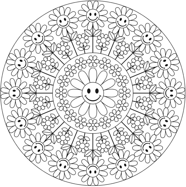 Welcome To Dover Publications Groovy Coloring Pages Free Free