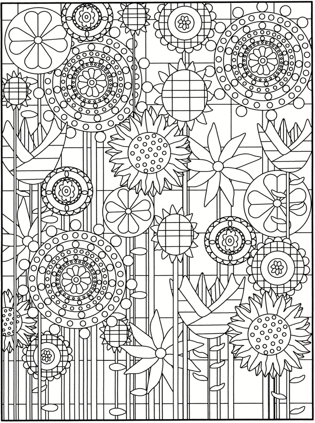 Printable Coloring Pages Trackid=sp 006 : Coloring pages on mandala