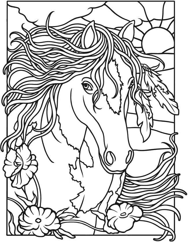 Creative Animal Coloring Book Pages