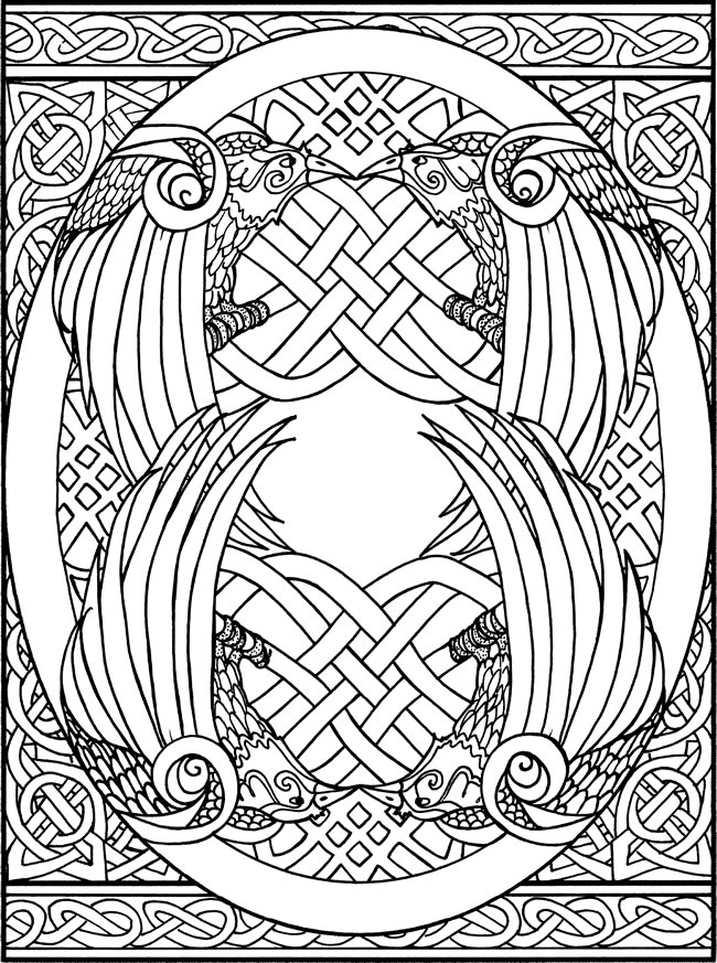 creative designs coloring pages | Welcome to Dover Publications