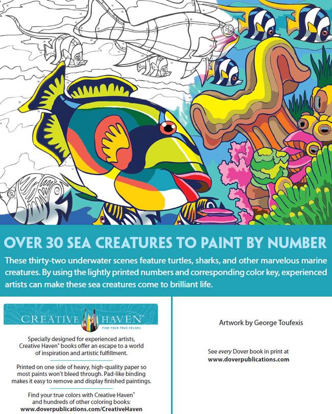 Sea Life Paint Color